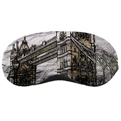 Metal Art London Tower Bridge Sleeping Masks