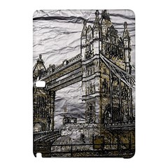 Metal Art London Tower Bridge Samsung Galaxy Tab Pro 10.1 Hardshell Case