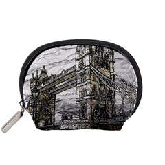 Metal Art London Tower Bridge Accessory Pouches (small)