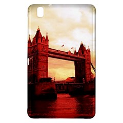 London Tower Bridge Red Samsung Galaxy Tab Pro 8 4 Hardshell Case