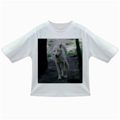 White Wolf Infant/Toddler T-Shirts