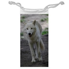 White Wolf Jewelry Bags