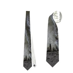 White Wolf Neckties (Two Side)