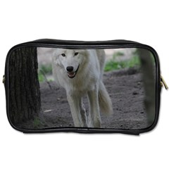 White Wolf Toiletries Bags 2-Side