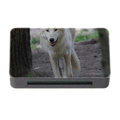 White Wolf Memory Card Reader with CF