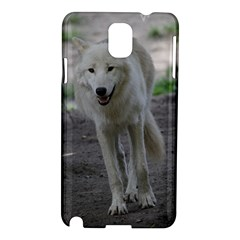 White Wolf Samsung Galaxy Note 3 N9005 Hardshell Case