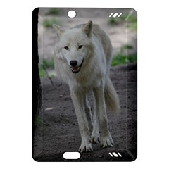 White Wolf Kindle Fire Hd (2013) Hardshell Case