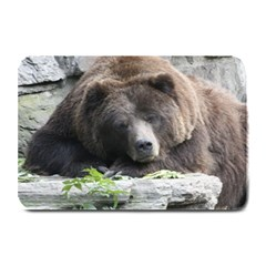 Tired Bear Plate Mats