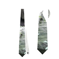 Tired Bear Neckties (one Side)