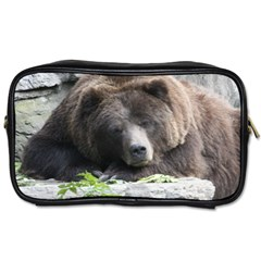 Tired Bear Toiletries Bags