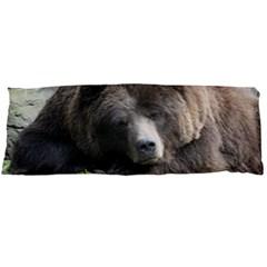 Tired Bear Body Pillow Cases (dakimakura)