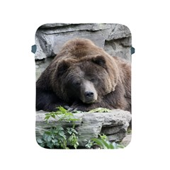 Tired Bear Apple iPad 2/3/4 Protective Soft Cases