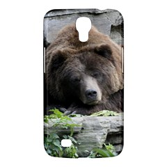 Tired Bear Samsung Galaxy Mega 6.3  I9200 Hardshell Case