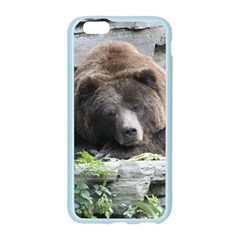 Tired Bear Apple Seamless iPhone 6/6S Case (Color)