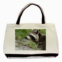 Racoon 1115 Basic Tote Bag (two Sides)