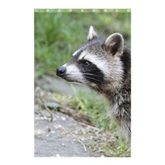 Racoon 1115 Shower Curtain 48  X 72  (small)
