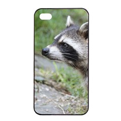Racoon 1115 Apple Iphone 4/4s Seamless Case (black)