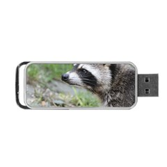Racoon 1115 Portable Usb Flash (one Side)