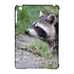 Racoon 1115 Apple iPad Mini Hardshell Case (Compatible with Smart Cover)