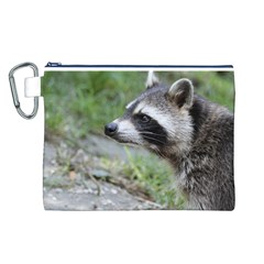 Racoon 1115 Canvas Cosmetic Bag (L)