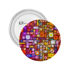 Circles City 2.25  Buttons