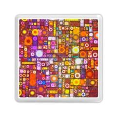 Circles City Memory Card Reader (Square)