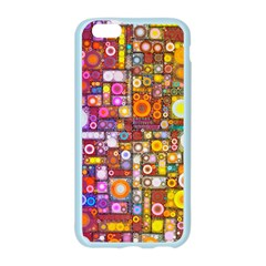 Circles City Apple Seamless iPhone 6/6S Case (Color)