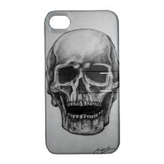 Skull Apple iPhone 4/4S Hardshell Case with Stand