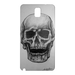 Skull Samsung Galaxy Note 3 N9005 Hardshell Back Case