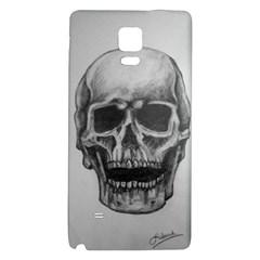 Skull Galaxy Note 4 Back Case