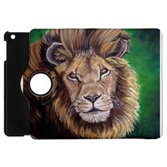 Lion Apple iPad Mini Flip 360 Case