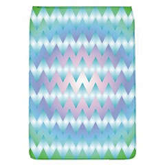 Fishbone Rainbow Circle Chevron Zig Zag Flap Covers (L)