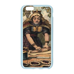 The Queen Of Hearts Apple Seamless iPhone 6/6S Case (Color)