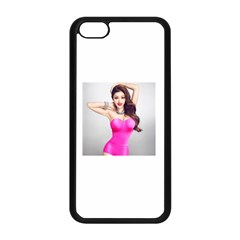 4239411344 56270cf808794 Articlex Apple Iphone 5c Seamless Case (black)