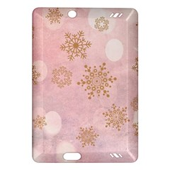 Winter Bokeh Pink Kindle Fire Hd (2013) Hardshell Case