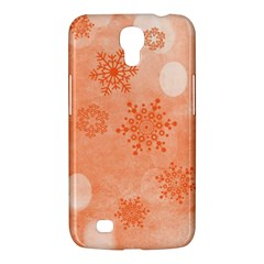 Winter Bokeh Red Samsung Galaxy Mega 6.3  I9200 Hardshell Case