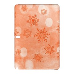 Winter Bokeh Red Samsung Galaxy Tab Pro 12.2 Hardshell Case