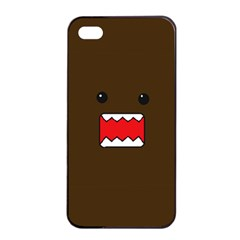 Domokun Honda Apple Iphone 4/4s Seamless Case (black)