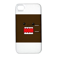 Domokun Honda Apple iPhone 4/4S Hardshell Case with Stand