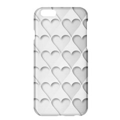 France Hearts Flag Apple iPhone 6 Plus/6S Plus Hardshell Case