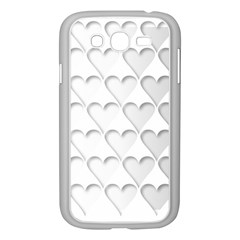France Hearts Flag Samsung Galaxy Grand DUOS I9082 Case (White)
