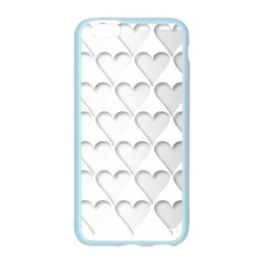 France Hearts Flag Apple Seamless iPhone 6/6S Case (Color)