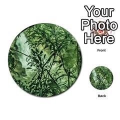 Jungle View At Iguazu National Park Multi Purpose Cards (round)