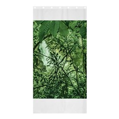 Jungle View at Iguazu National Park Shower Curtain 36  x 72  (Stall)