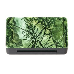Jungle View At Iguazu National Park Memory Card Reader With Cf