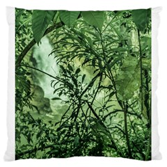 Jungle View at Iguazu National Park Large Cushion Cases (One Side)