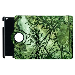 Jungle View At Iguazu National Park Apple Ipad 2 Flip 360 Case