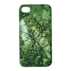 Jungle View At Iguazu National Park Apple Iphone 4/4s Hardshell Case With Stand