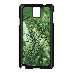 Jungle View at Iguazu National Park Samsung Galaxy Note 3 N9005 Case (Black)