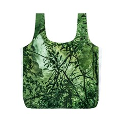 Jungle View at Iguazu National Park Full Print Recycle Bags (M)